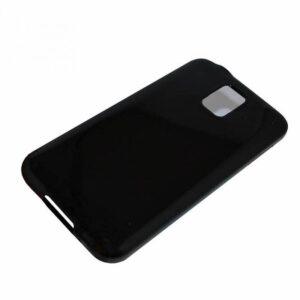 flexibel zwart TPU hoesje voor de Galaxy J5 2016