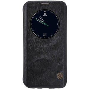 QIN Samsung S7 Edge portemonnee hoesje met quick circle