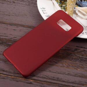 Rode hardcase voor Samsung galaxy S8