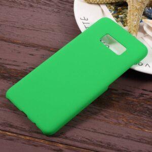Groene hardcase voor Samsung galaxy S8