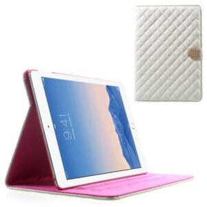 Wit geruite iPad Air 2 case