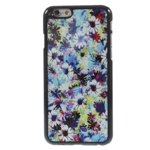 Bloemen aluminium skin iPhone 6 Hardcase