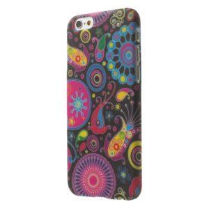Kleurrijke iPhone 6 hardcase hoesje