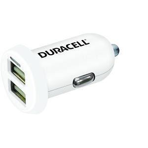 Duo USB autolader 1x 2.4A snellader en 1x 1A in 1