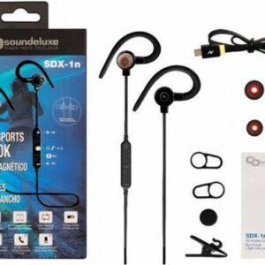 Sports hoofdtelefoon SDX-1 Zwart