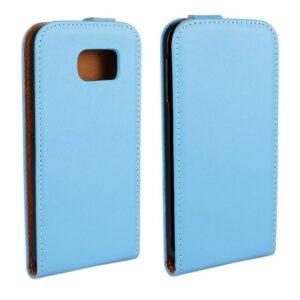 Samsung Galaxy S6 Flipcase blauw