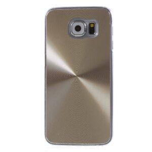 Goud Aluminium Samsung galaxy S6 hoesje