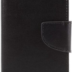 Bravo Diary Wallet Leren Hoesje iPhone 7 -8 – Se(2020)- Zwart