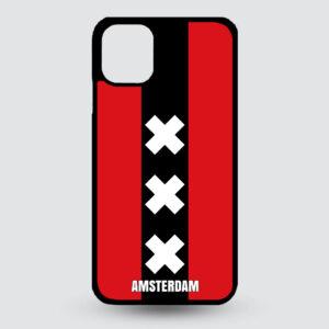 Amsterdamse vlag hardcase
