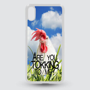 iPhone XR – Are you tokking to me ?