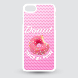 iPhone 7 en iPhone 8 – Donut touch my phone!