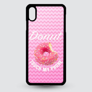 iPhone XR – Donut touch my phone!