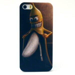 Banana surprice iPhone SE, 5 en 5S hardcase hoesje