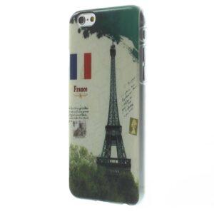Parijs style iPhone 6 hardcase hoesje