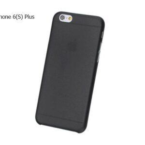 Hardcase hoesje iPhone 6(S) Plus (zwart)