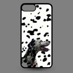 iPhone 7+ en iPhone 8+ Dalmatier hond