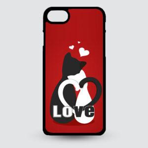 iPhone 7 en iPhone 8 – Love Kittens