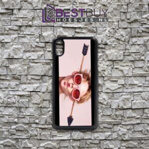 Jouw foto op een iPhone XR Hardcase