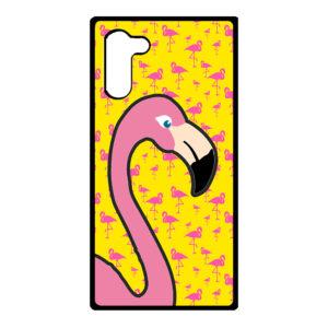 Samsung Galaxy Note 10 – Big Flamingo