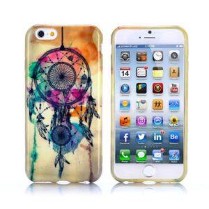 Dromenvanger print iPhone 6 TPU hoesje