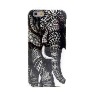 Tribal olifant iPhone 6 TPU hoesje