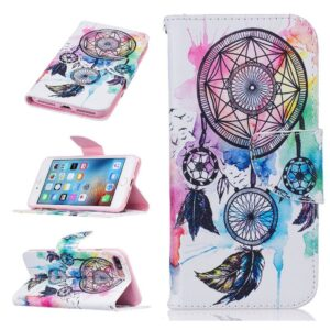 Dromenvanger iPhone 7 Plus portemonnee hoesje
