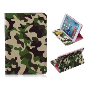Camouflage patroon iPad mini 4 hoes
