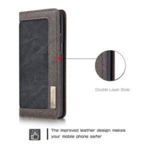 Samsung Galaxy S8 PLUS Portemonnee hoesje zwart