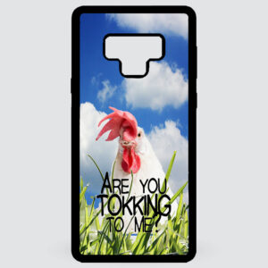 Samsung Galaxy Note 9 – Are you tokking to me ?